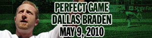 Dallas Braden, Perfect Game