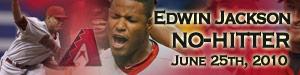 Edwin Jackson, No-hitter