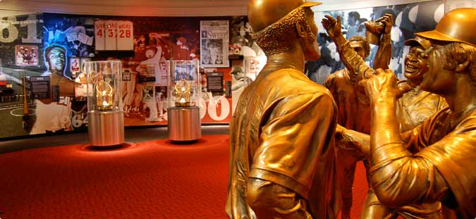 Experience the Rich History of the Cincinnati Reds