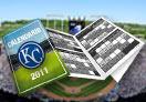 Calendario 2011 de los Royals