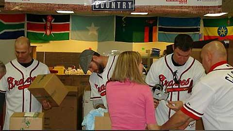 Braves set to hit the road for Country Caravan