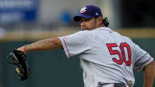 A's bring over Moscoso in trade with Texas