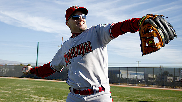 D-backs' sixth annual fantasy camp under way