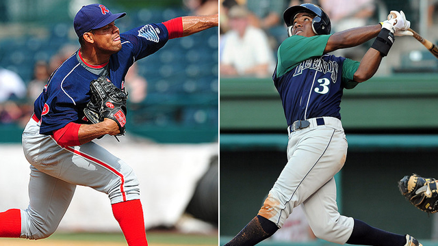 Phillies, Astros swap Minor Leaguers