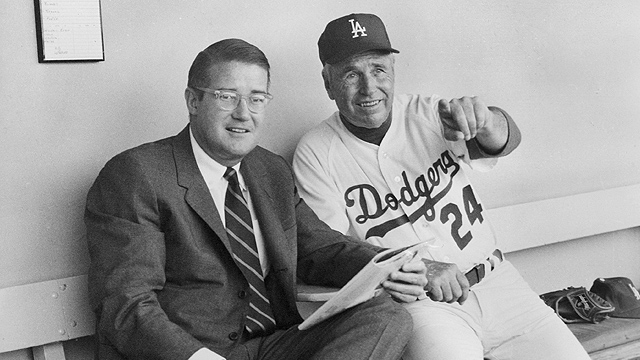 Former Dodgers Hartsfield, Beringer pass away
