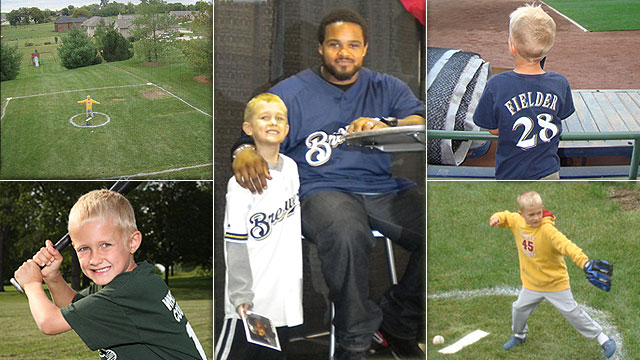 Wisconsin family turns to baseball amid tragedy