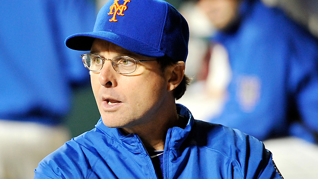 Former Met Teufel to manage Triple-A Buffalo
