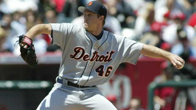 Former Tigers left-hander Maroth retires