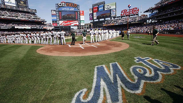 Mets to reportedly host 2013 All-Star Game