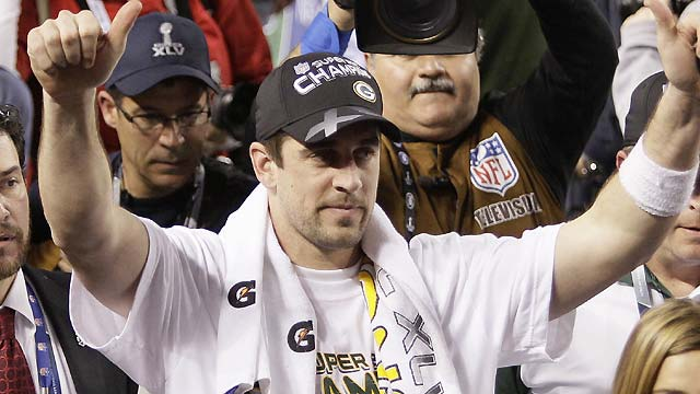 Brewers want taste of Packers' Super feeling