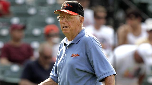 O's umpires attendant Tyler passes away
