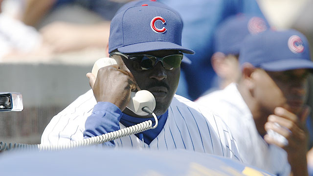Tough times made Cubs 'pen coach stronger