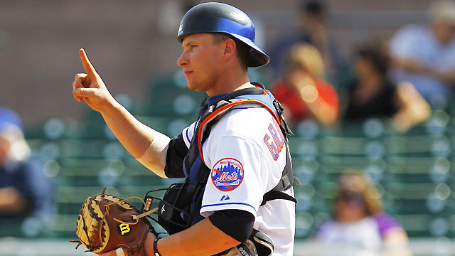 German talent Gronauer finding way with Mets