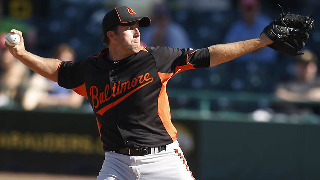 Accardo savoring fresh start with Orioles