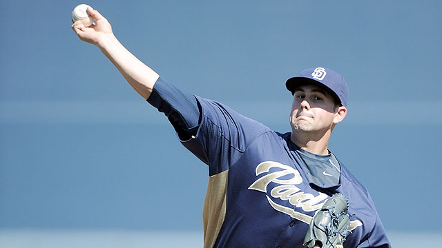 Venable's shot helps Padres get first spring win