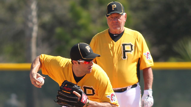 Walker glad to have Mazeroski on his side