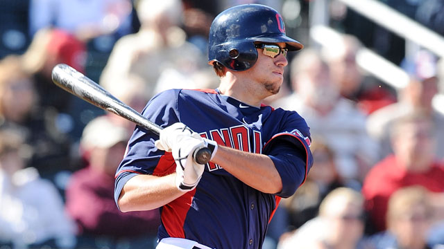 Chisenhall continues to shine in Tribe's loss
