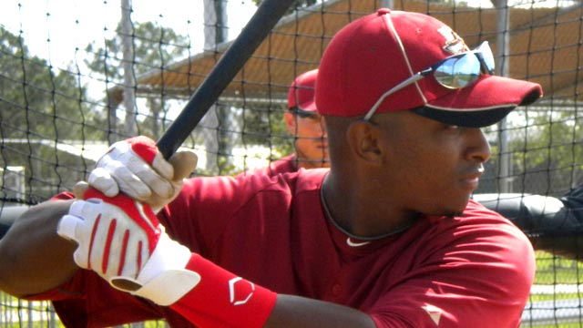 Cuba's Thompson pursuing dream with Astros