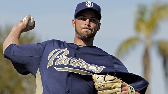 Padres return Rule 5 pick Kontos to Yanks