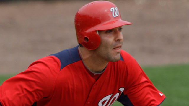 Espinosa's bat helps Nats hook Marlins