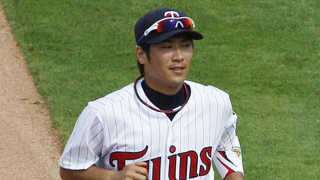 Nishioka plays in honor of countrymen