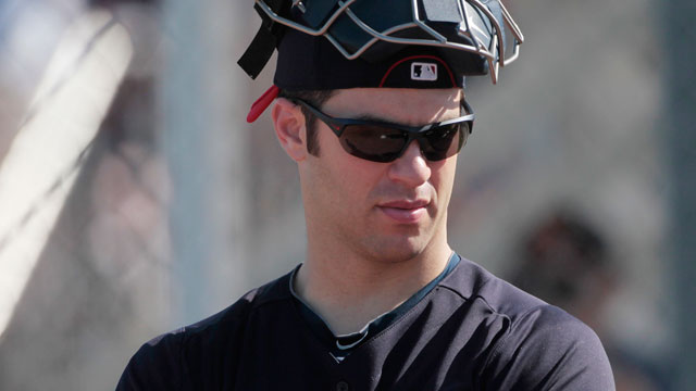 Mauer expects to be ready for Opening Day