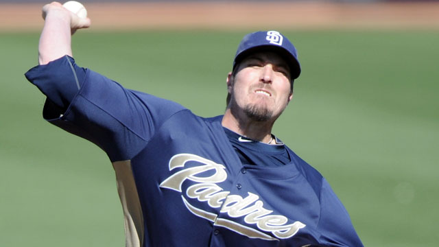 Padres focus on solidifying bullpen depth