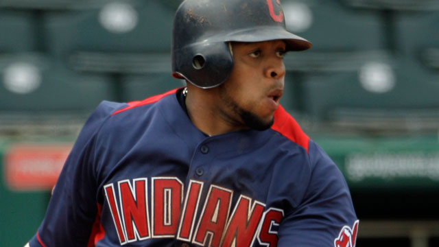 Santana, Talbot among standouts in Tribe's win