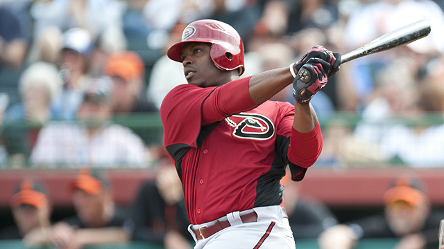 Winfree keys D-backs' late rally over A's
