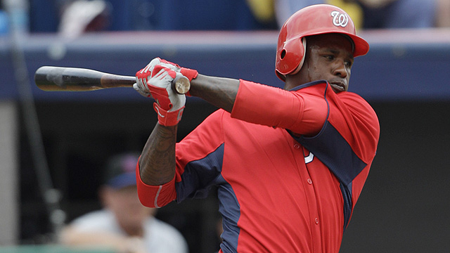Morgan, Ramos go deep, but Nats fall to Astros