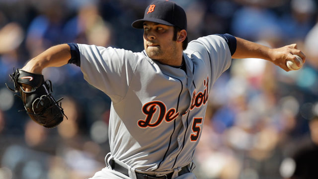 Tigers weighing relief corps options