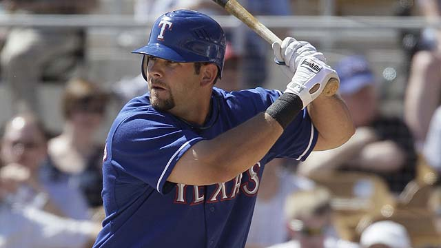 Moreland leads Rangers to Surprise title