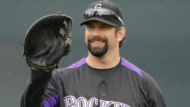 Rockies hope less equals more with Helton