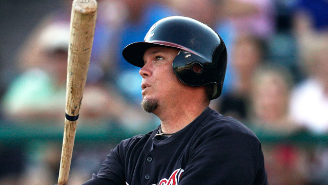Chipper continues spring rampage in win