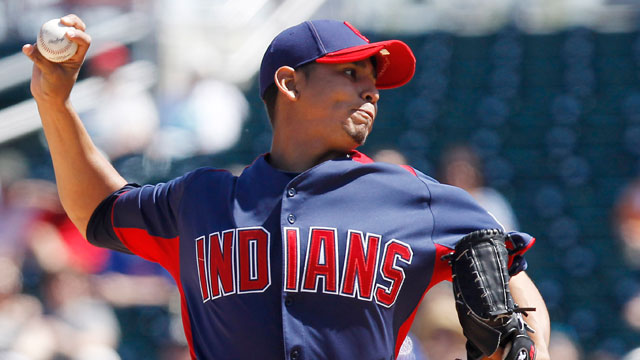 Carrasco excels in final spring tuneup