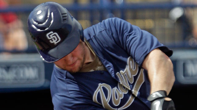 Padres short against Brewers in spring finale