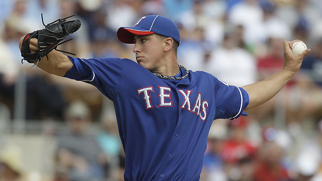 Holland strong as Rangers close out spring