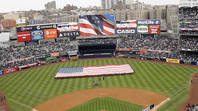 Yankees partner with Keep America Beautiful