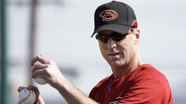 Melvin returns to D-backs in advisory role