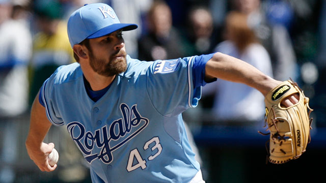 Royals draw Cards to open Interleague Play