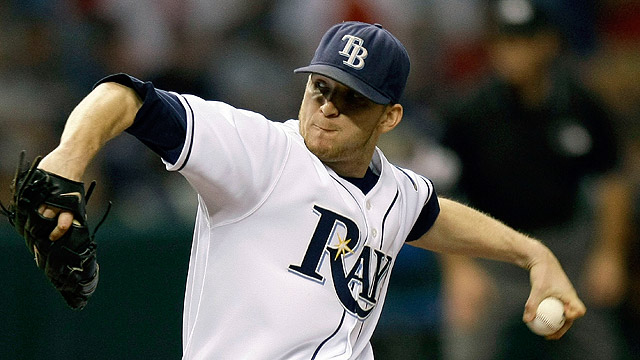 Howell returns to Rays after two-year absence