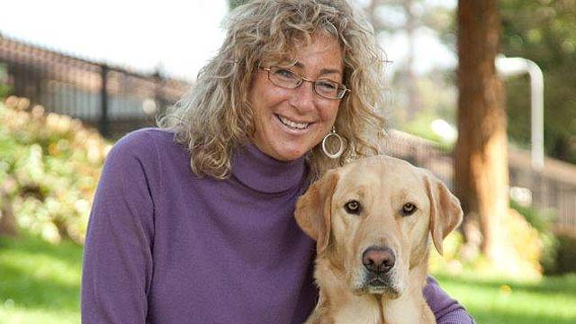 Humility drives Colletti's support of guide dogs