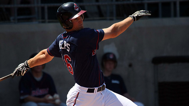 Indians prospect Phelps riding the wave