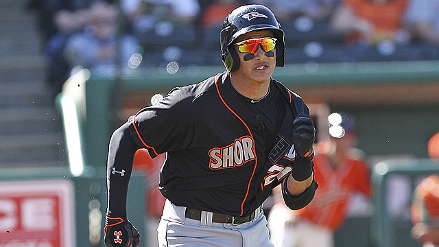 Machado among Orioles' thriving prospects