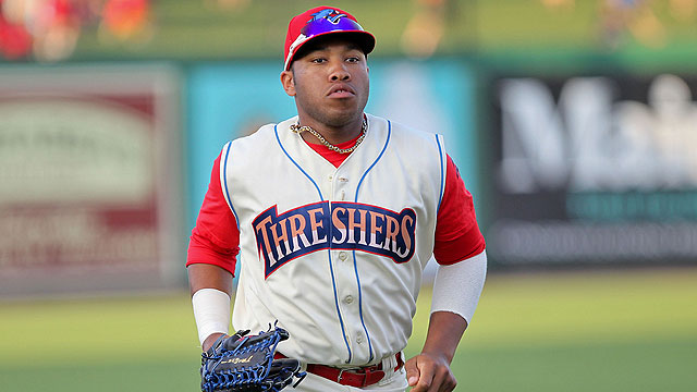 Phillies patient as young prospects develop