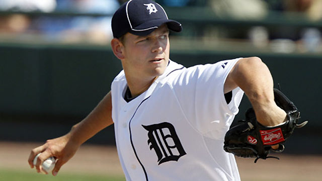 Former Tigers Draft picks moving up pipeline