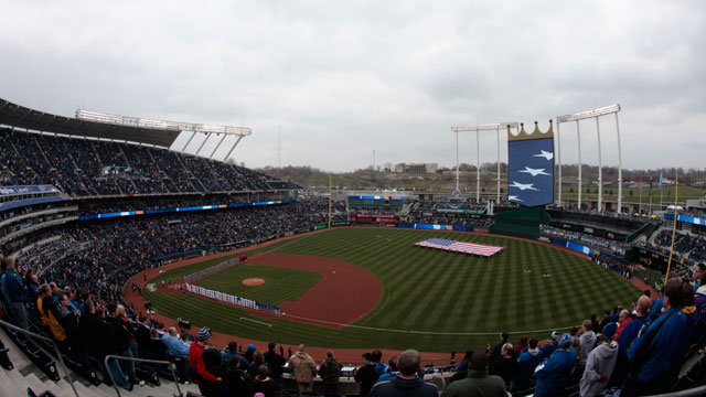 Royals getting ready for 2012 All-Star Game