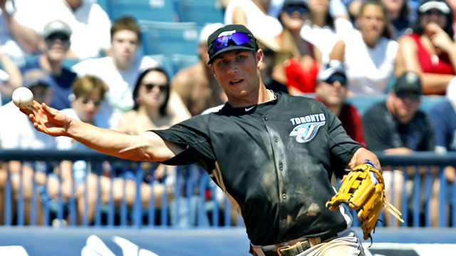 Blue Jays call up top prospect Lawrie