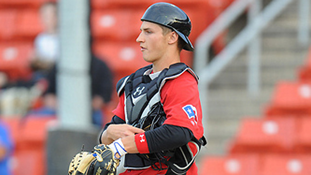 Newberg Report: Deglan gives depth at catcher
