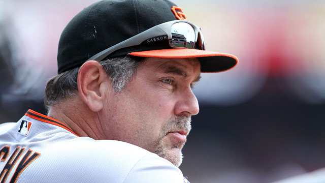 For Bochy, kicking tobacco is mind over matter
